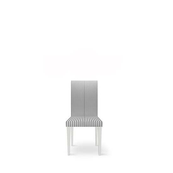 Stockholm Klädd stol