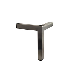 Y-BEN METAL BRUSHED STEEL 12 CM