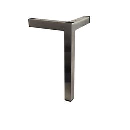 Y-BEN METAL BRUSHED STEEL 19 CM