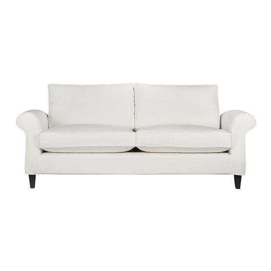 Djursholm soffa 3-sits framifrån - englesson.se - englesson.se