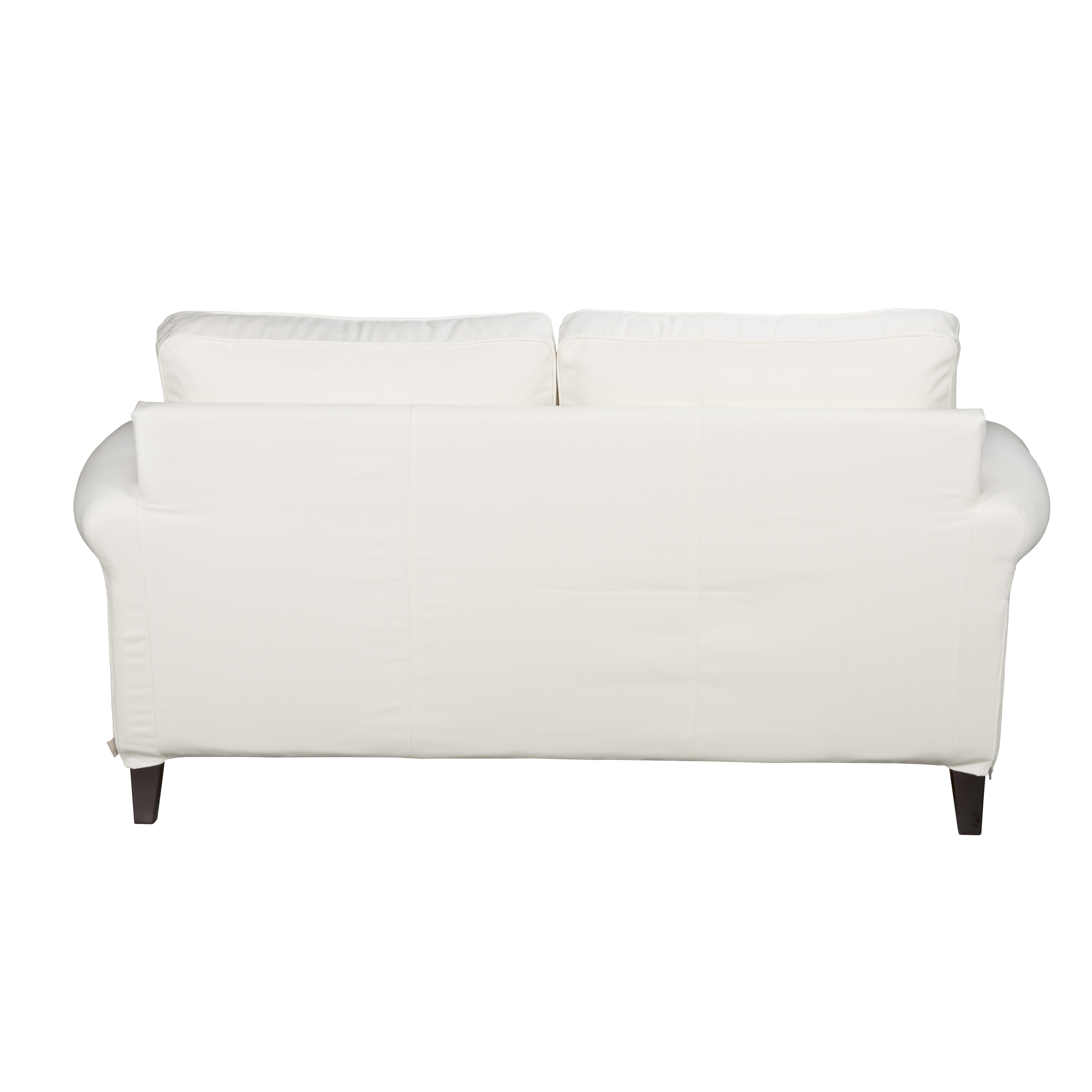 Djursholm soffa 2-sits bakifrån - englesson.se