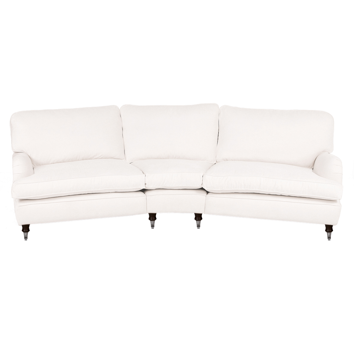 Howard soffa 4-sits svängd - englesson.se