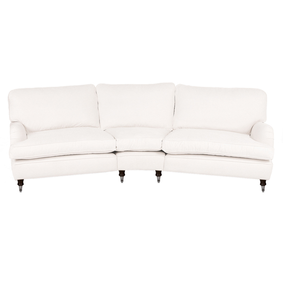 Howard soffa 4-sits svängd - englesson.se - englesson.se