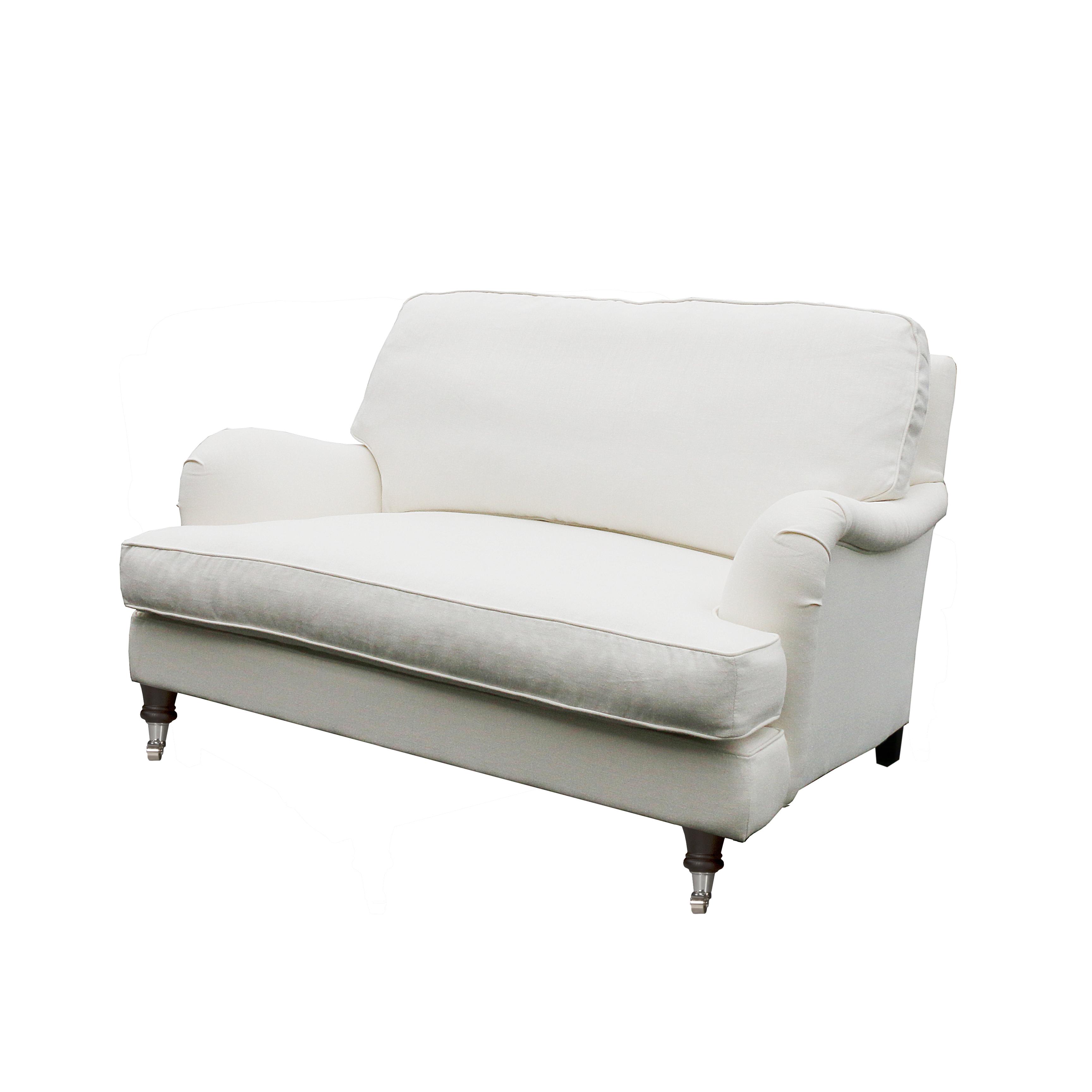 Howard Love Seat 2-sits snett framifrån - englesson.se
