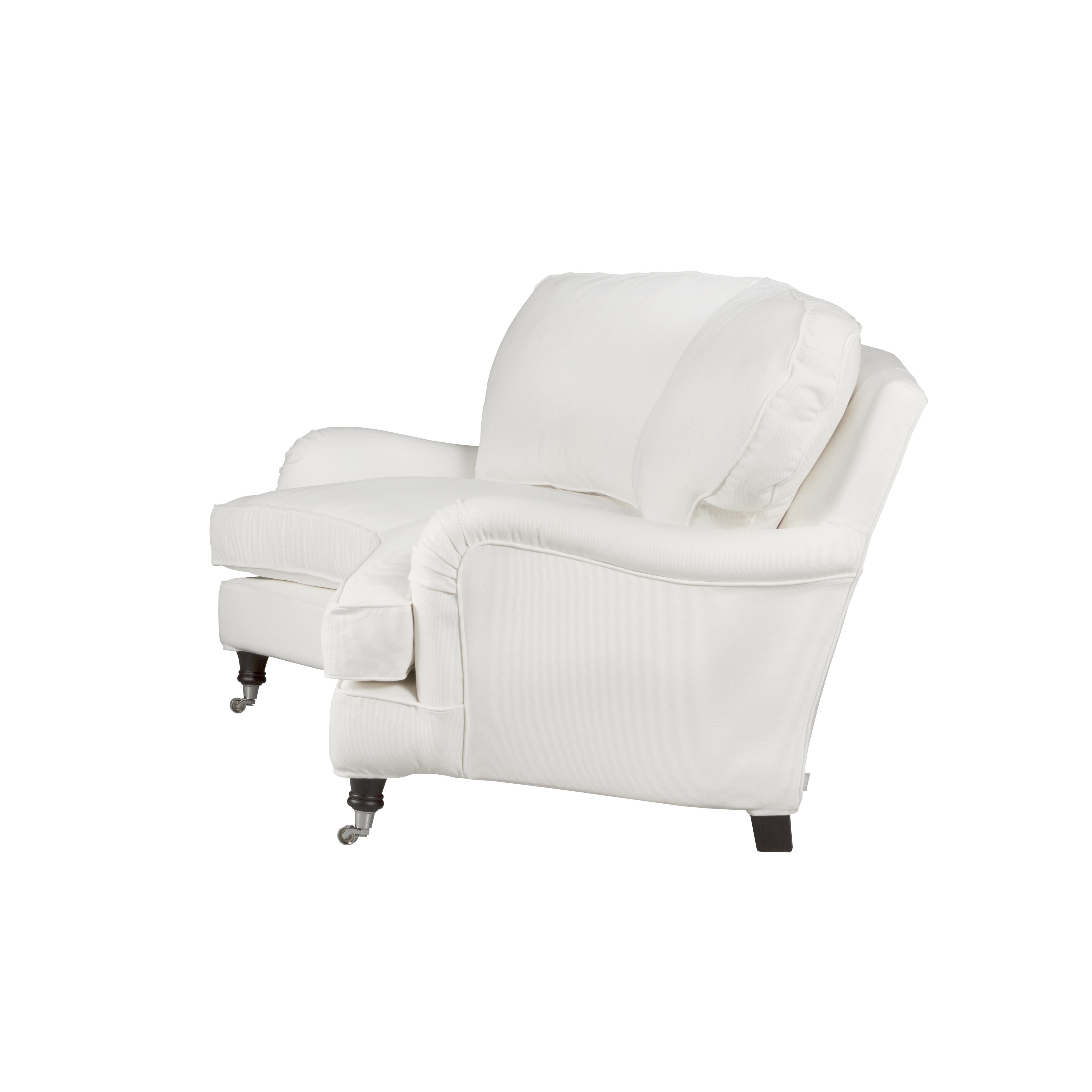 Howard medium soffa 3-sits svängd från sidan - englesson.se