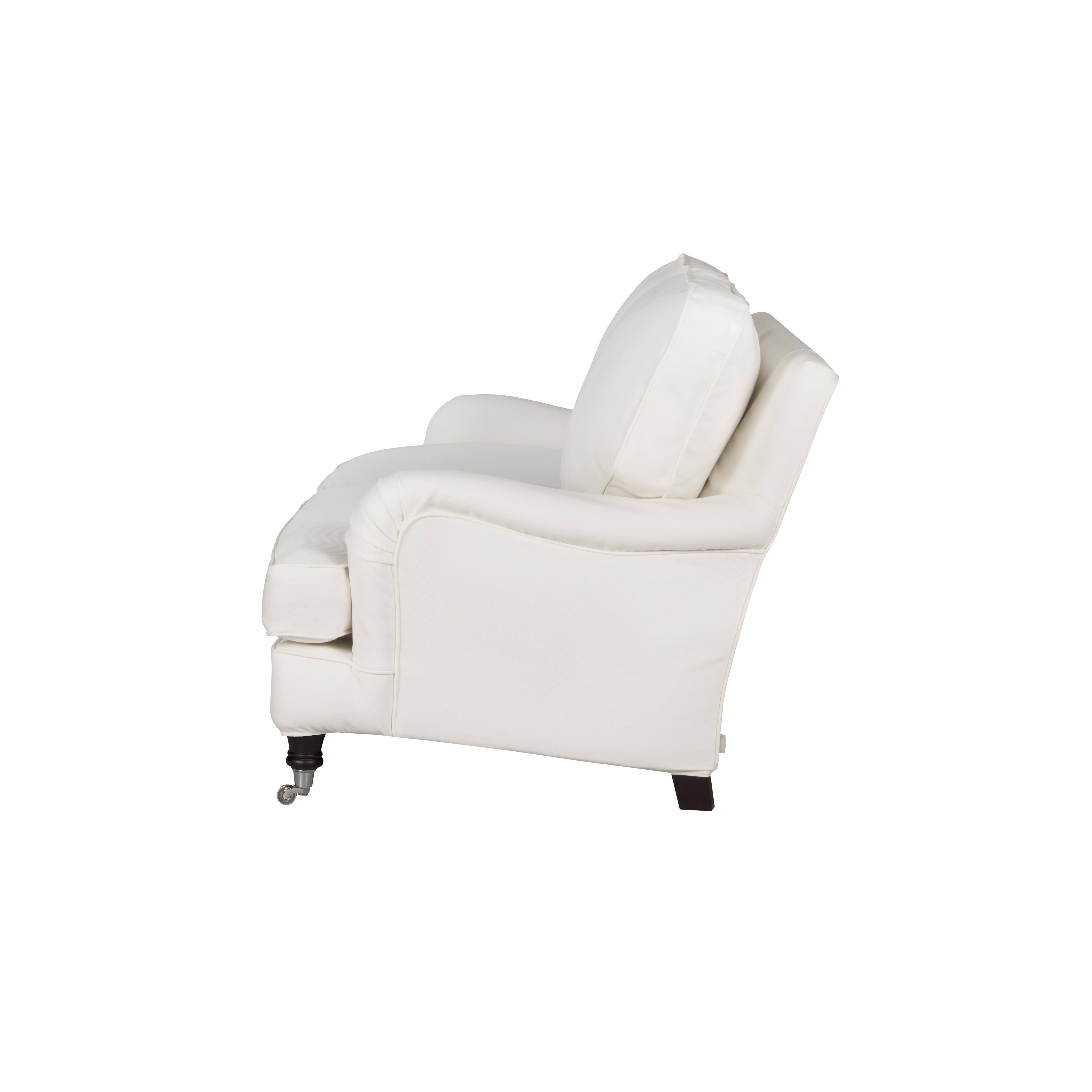 Howard medium soffa 3-sits från sidan - englesson.se