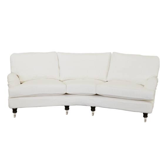 Howard medium soffa 3,5-sits svängd - englesson.se - englesson.se