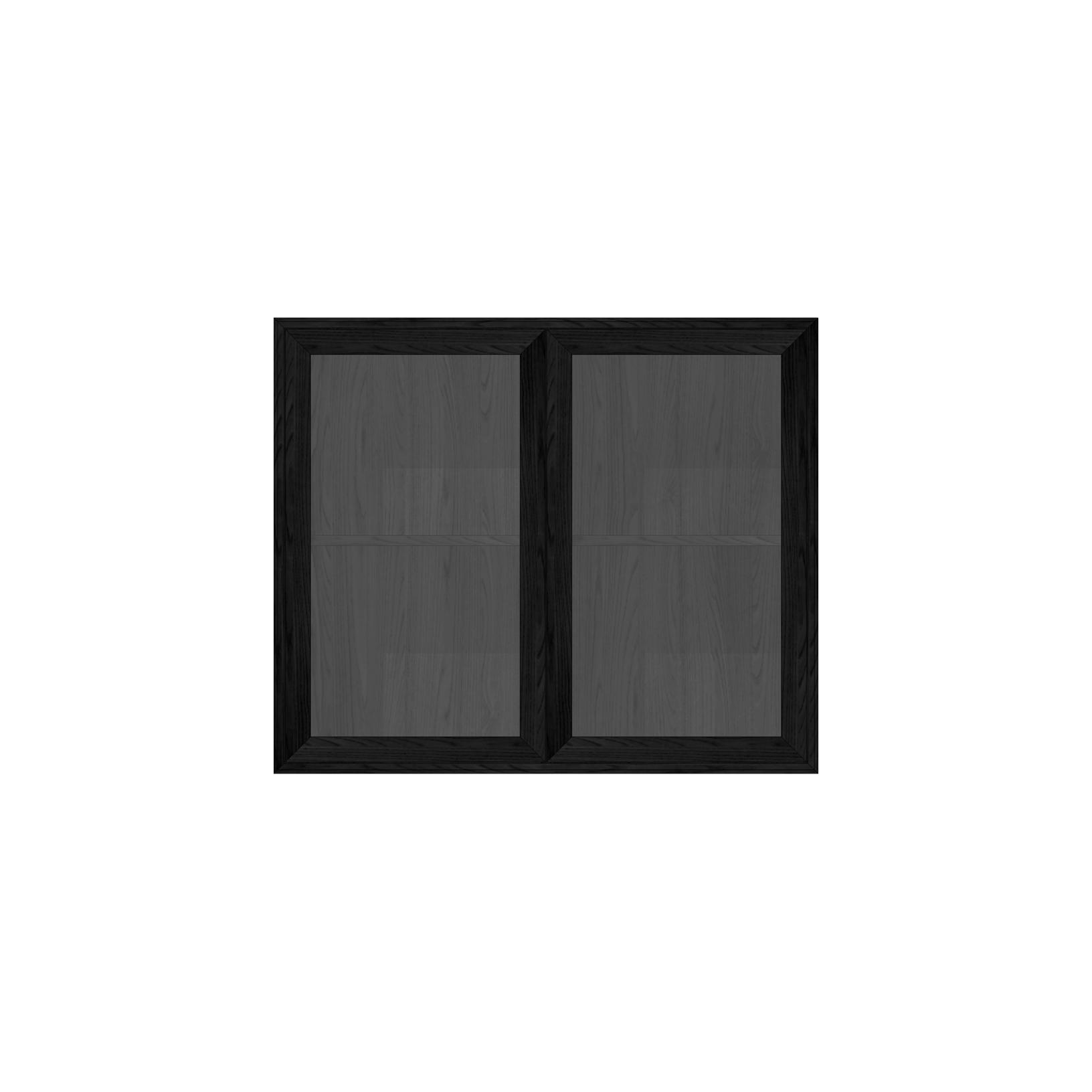 EDGE 2-SEKTION 2 vitrindörrar
