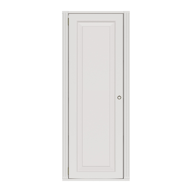 STOCKHOLM GARDEROB 1 dörr VÄNSTERHÄN
