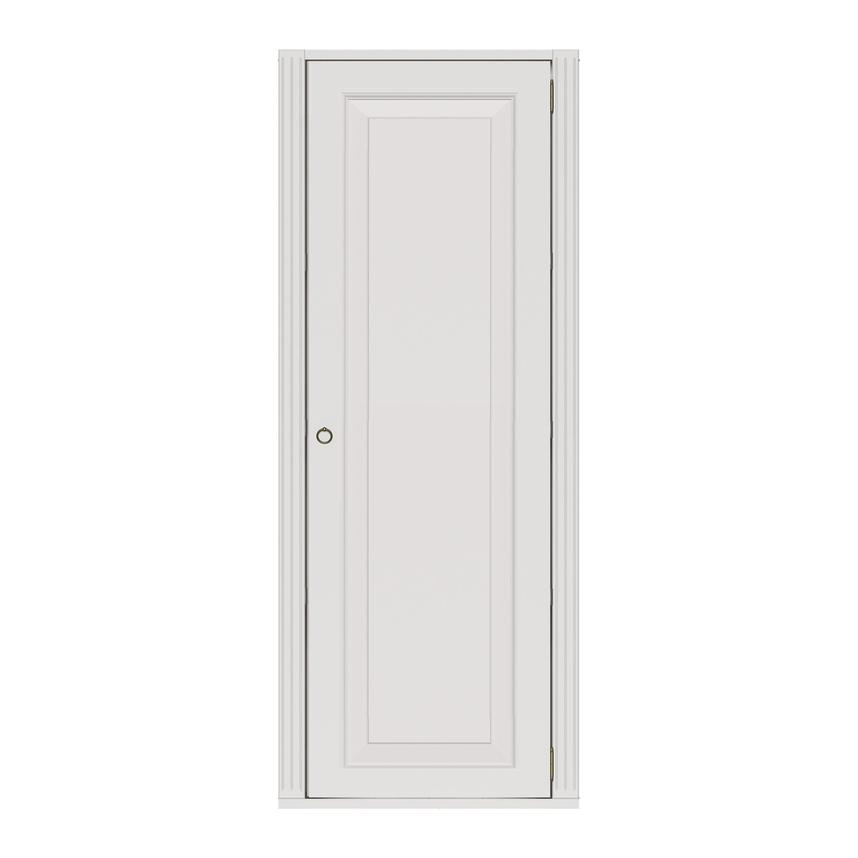 STOCKHOLM GARDEROB 1 dörr högerhängd