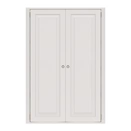 Stockholm 2 dörrar Garderob