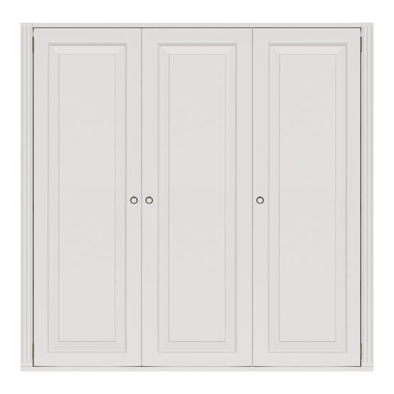 Stockholm 3 dörrar Garderob - englesson.se