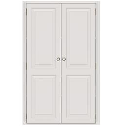 Stockholm 2 dörrar 3-Sektion