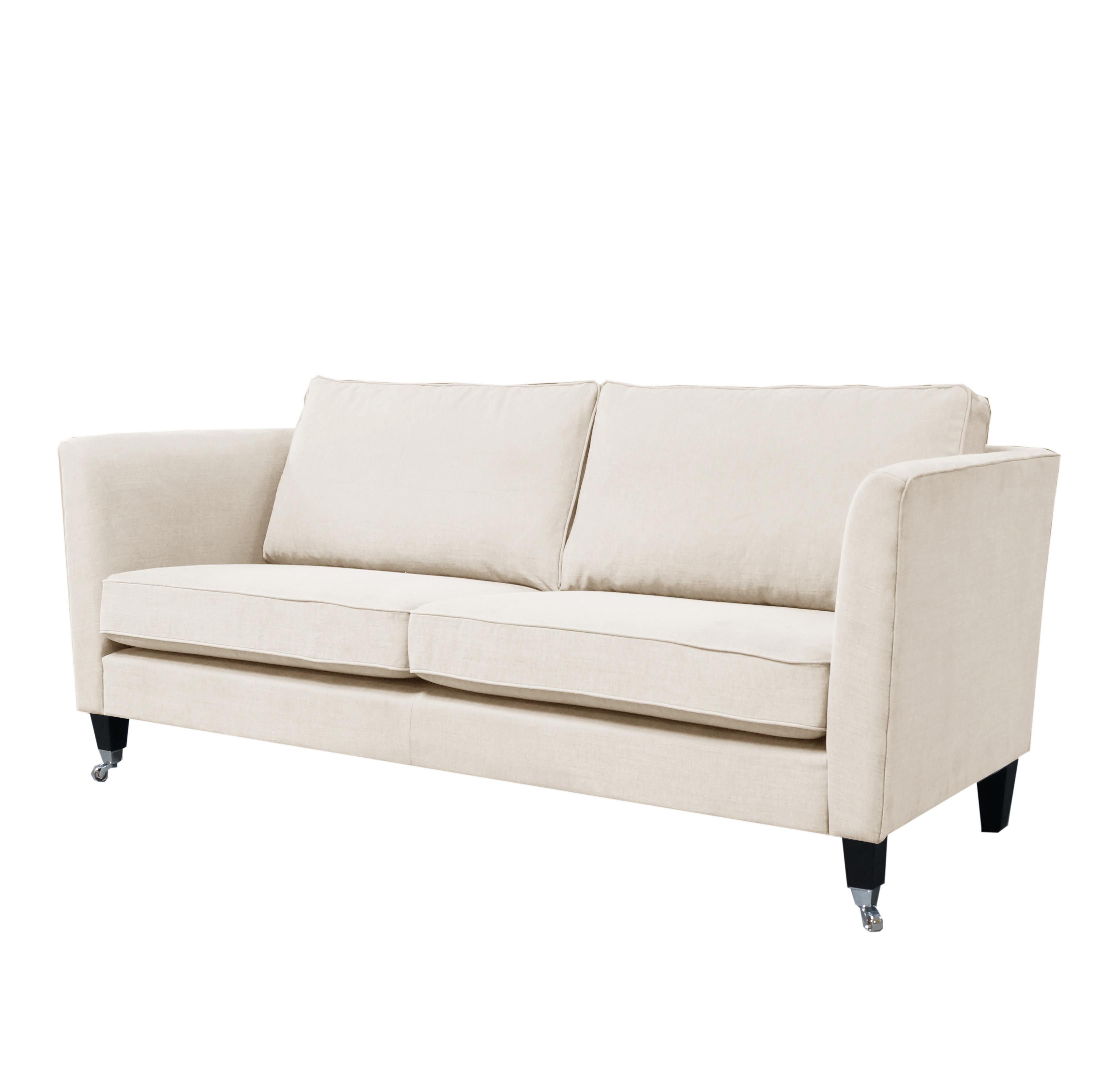 Carlton soffa 3-sits snett framifrån - englesson.se