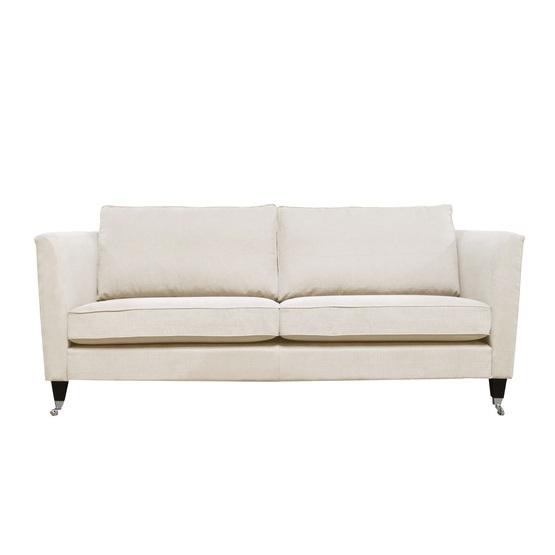 Carlton soffa 3-sits framifrån - englesson.se - englesson.se