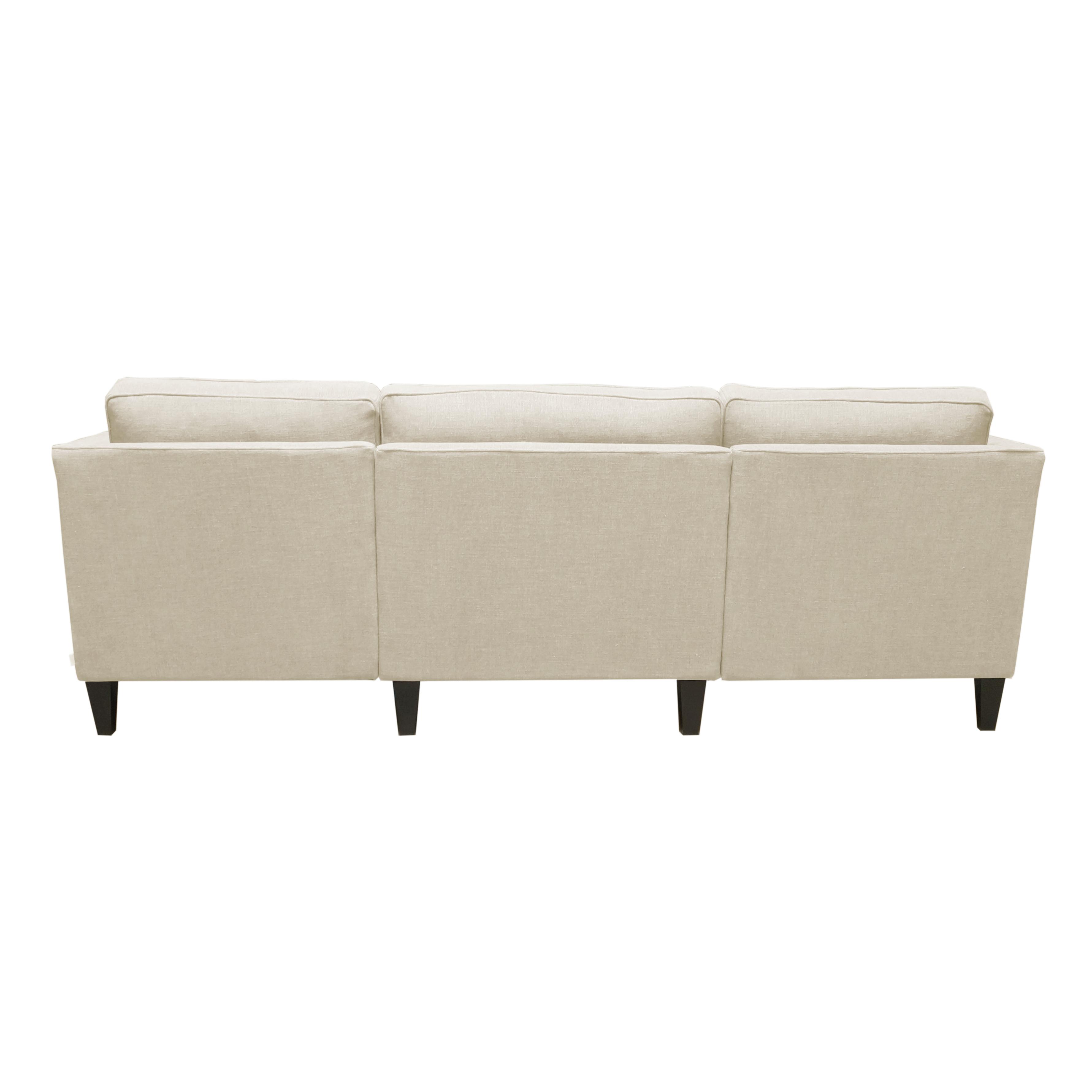 Carlton soffa 3,5-sits bakifrån - englesson.se