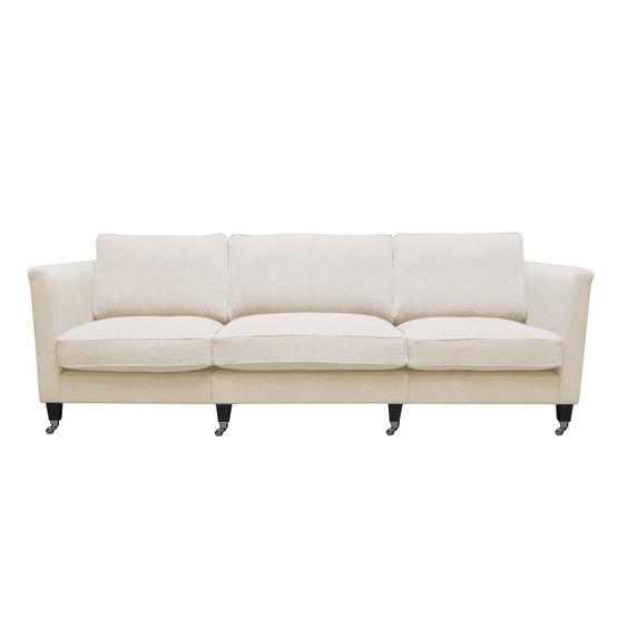 Carlton soffa 3,5-sits framifrån - englesson.se - englesson.se