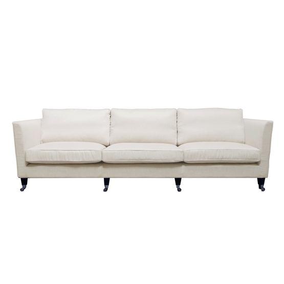Carlton soffa 4-sits framifrån - englesson.se - englesson.se
