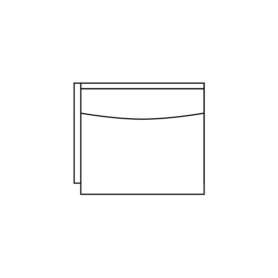 Somerville modulsoffa avslut vänster bred ritning - englesson.se - englesson.se