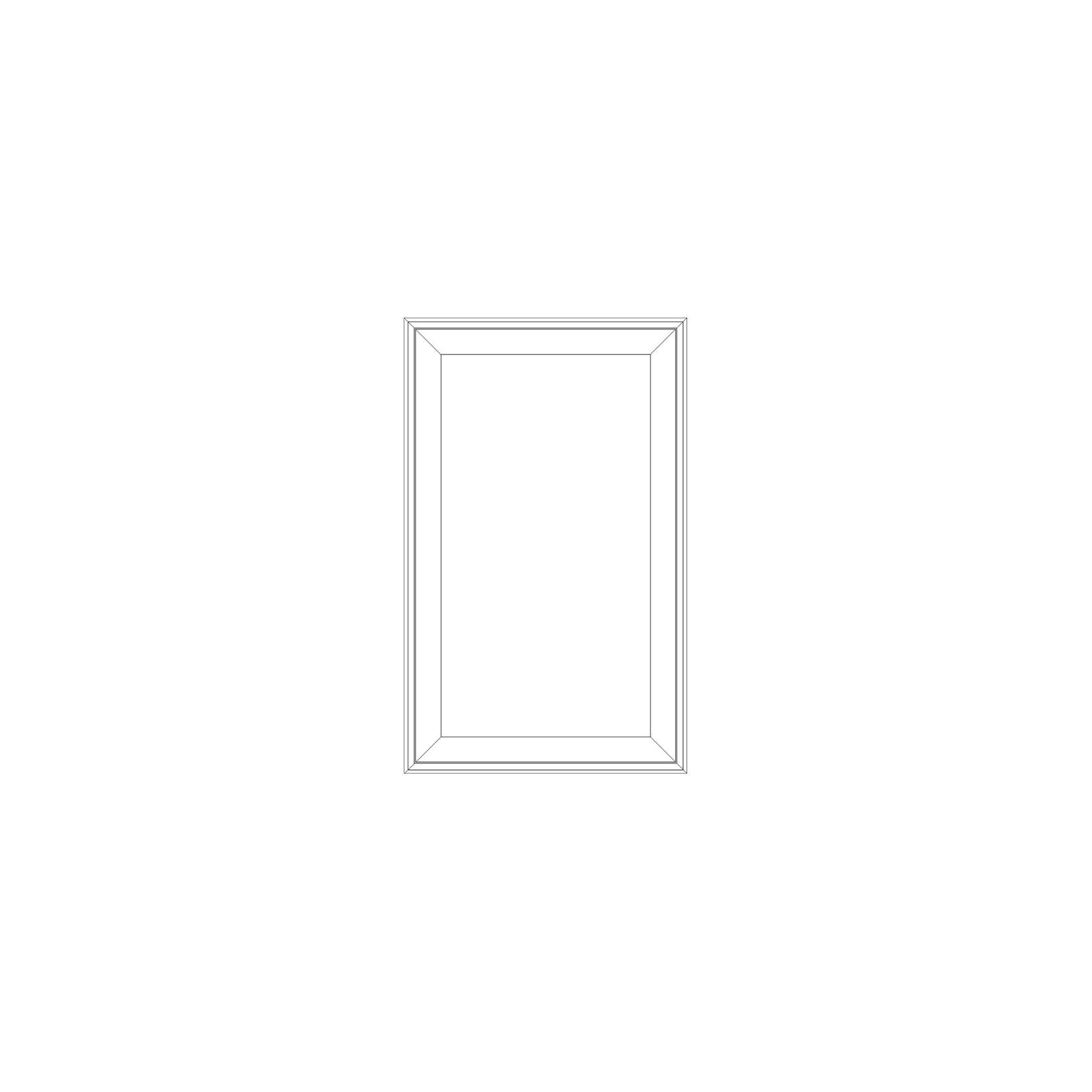EDGE 1-SEKTION 1 dörr