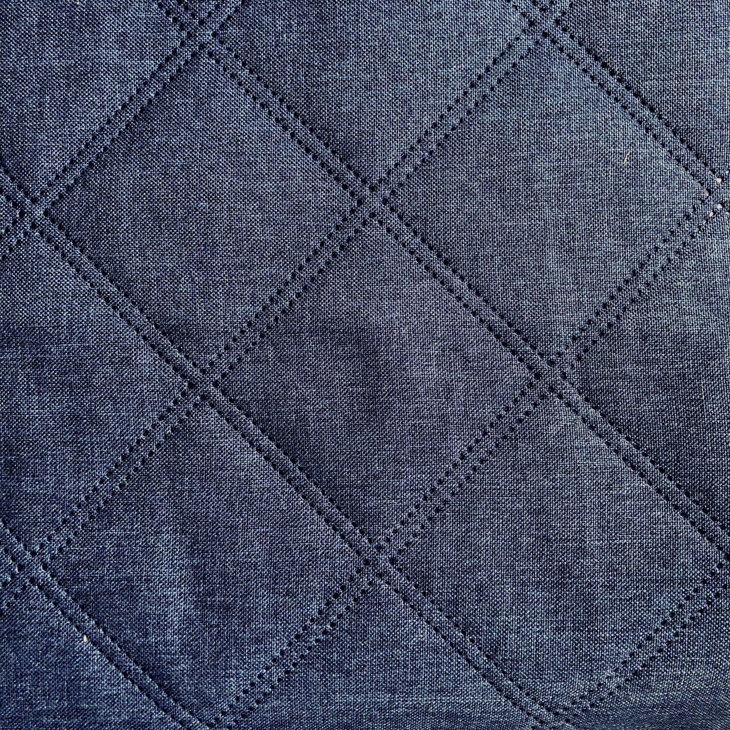 Blue Quilt 33